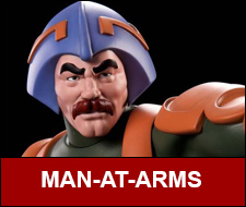 Man-At-Arms statue PCS