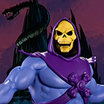 Skeletor PCS statue thumb